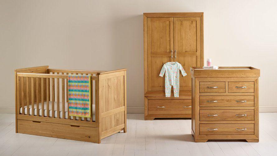 The Bevel Nursery Furniture Range Oak Land