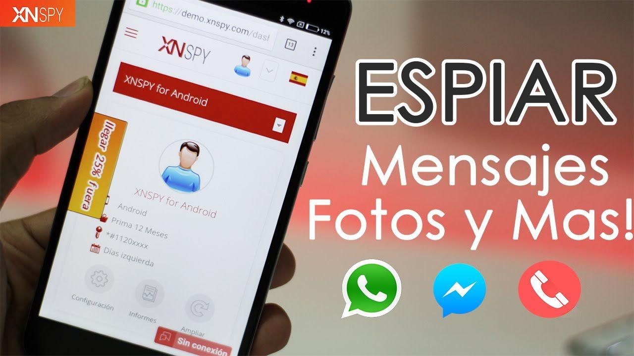 aplicacion android para espiar mensajes y llamadas