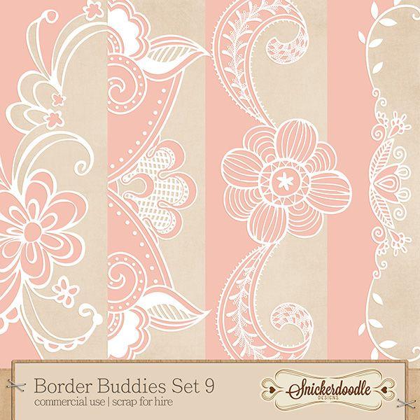 Border Buddies Set 9