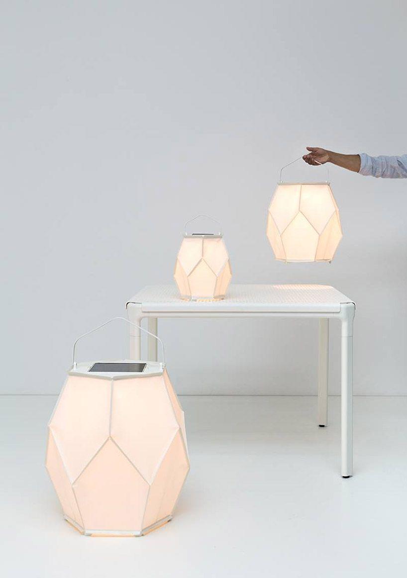 normal studio la lampe couture maiori maison et objet designboom