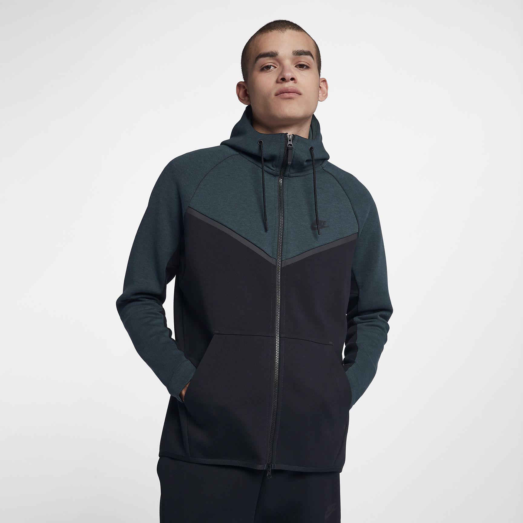 Sportswear Tech Fleece Windrunner Men's Full Zip Hoodie