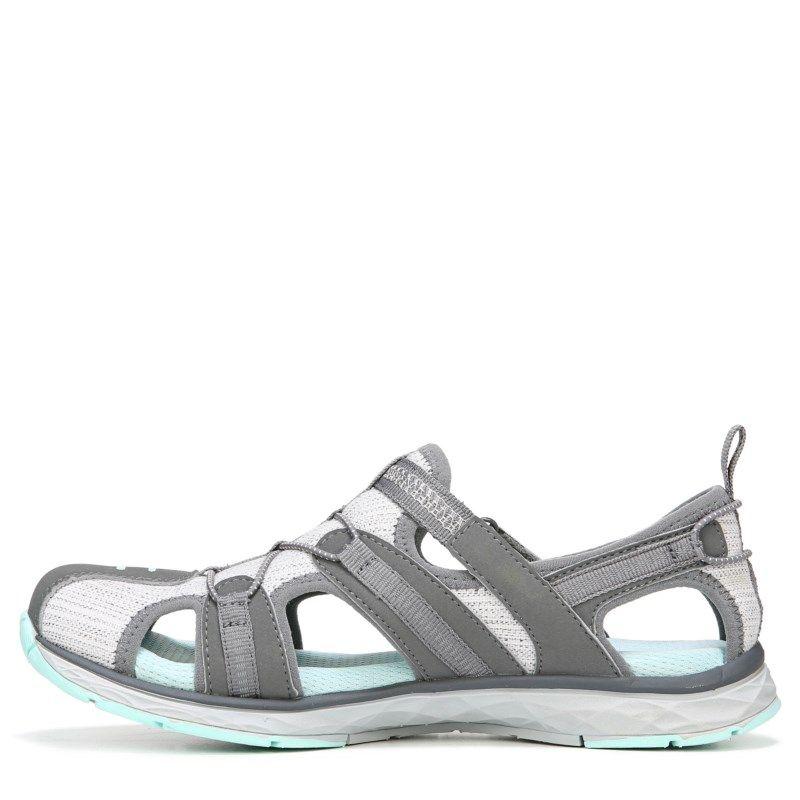 4f44e4a67e1d Dr. Scholl s Women s Archie Memory Foam Fisherman Sandals (Grey) - 10.0 M