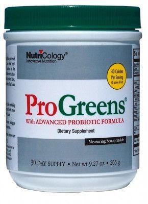 Nutricology Progreens, 9.27-Ounce