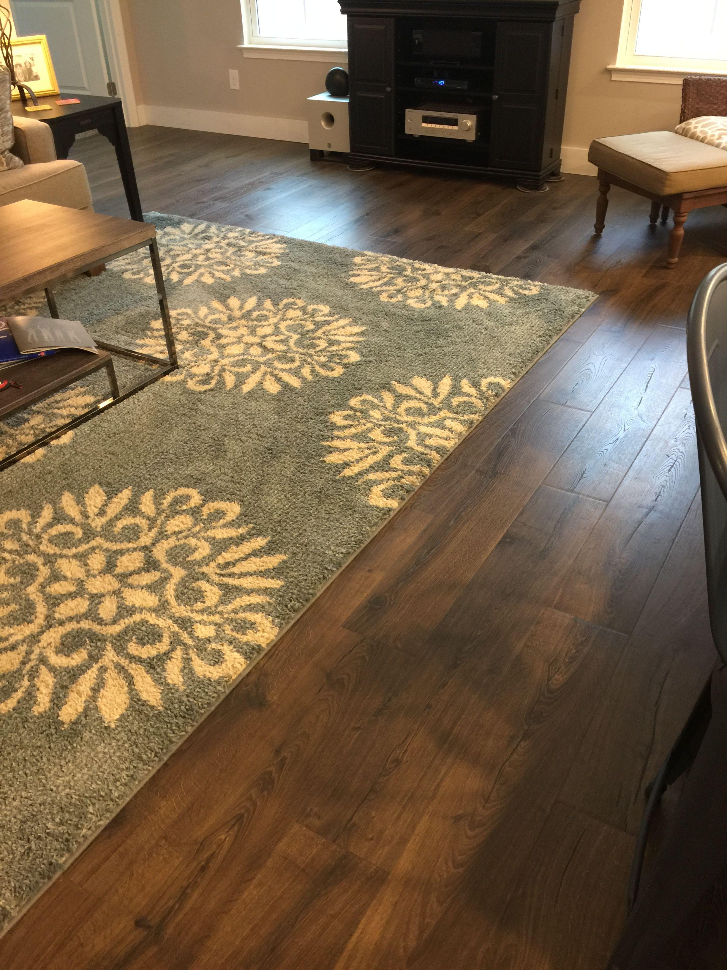 Pergo outlast vintage tobacco Oak House flooring, Floor