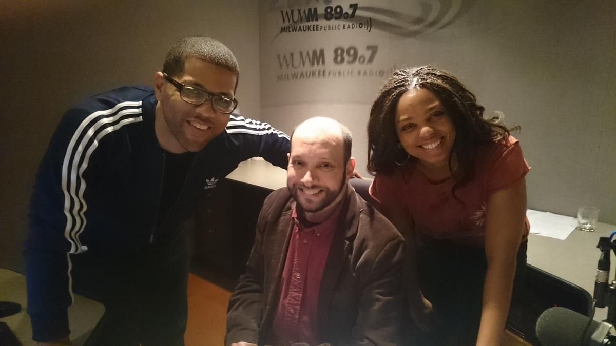 There's No Debating the Love 'His & Hers' Hosts Bring to Sports   WUWM
