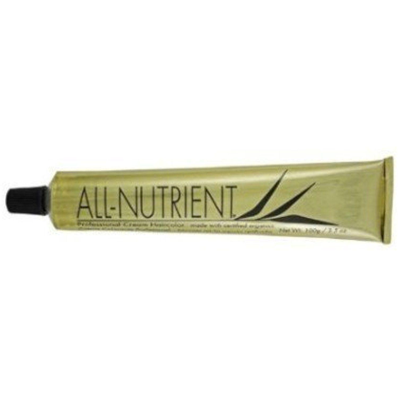 All Nutrient Hair Color Cream 35 Oz 9g Light Gold Blonde Read