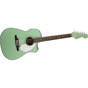 Fender California Series Sonoran Sce Cutaway Dreadnought Acoustic Electric Guitar Guitar Acoustic Electric Guitar Acoustic Electric