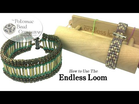 How to Use the Endless Loom - YouTube