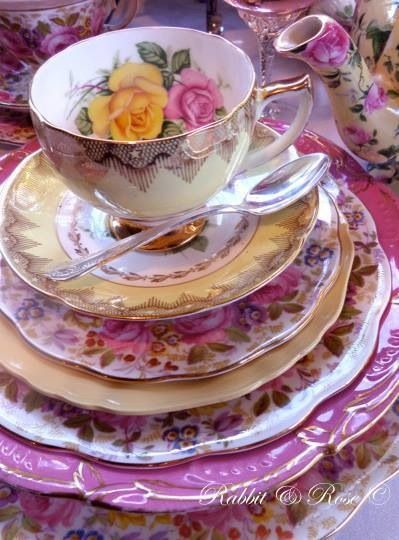 High Society Tea