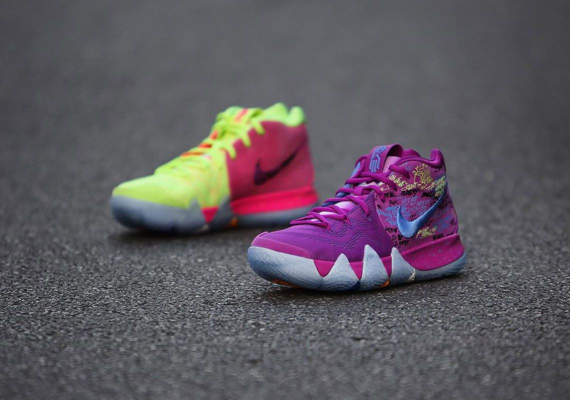 """best service 80e0a 87f6f I will be getting these. #Kyrie4 """"Confetti"""" #KyrieIrving ..."""