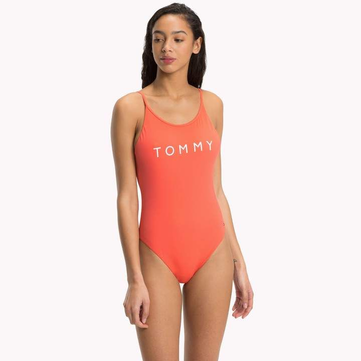 f86de29325 Tommy Hilfiger Tommy One-Piece Bathing Suit