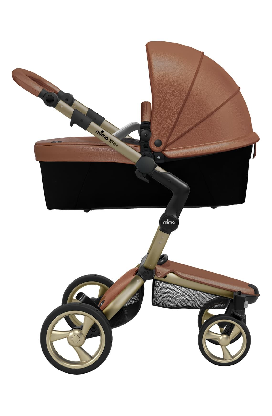 mima Xari Stroller with Reversible Reclining Seat