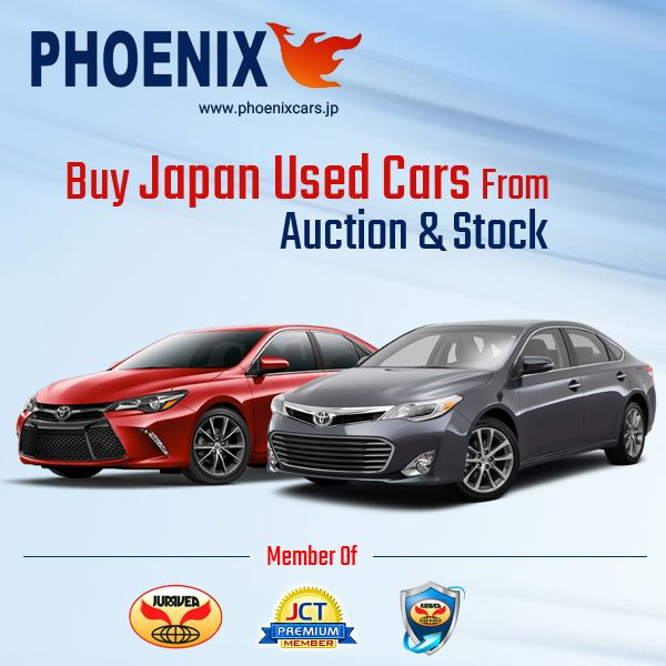Japancardealer Phoenix Co Ltd Japanese Used Cars Dealer Exporter Www Phoenixcars Jp Is Export Any Kind Of High Qu Japanese Used Cars Japan Car Dealer