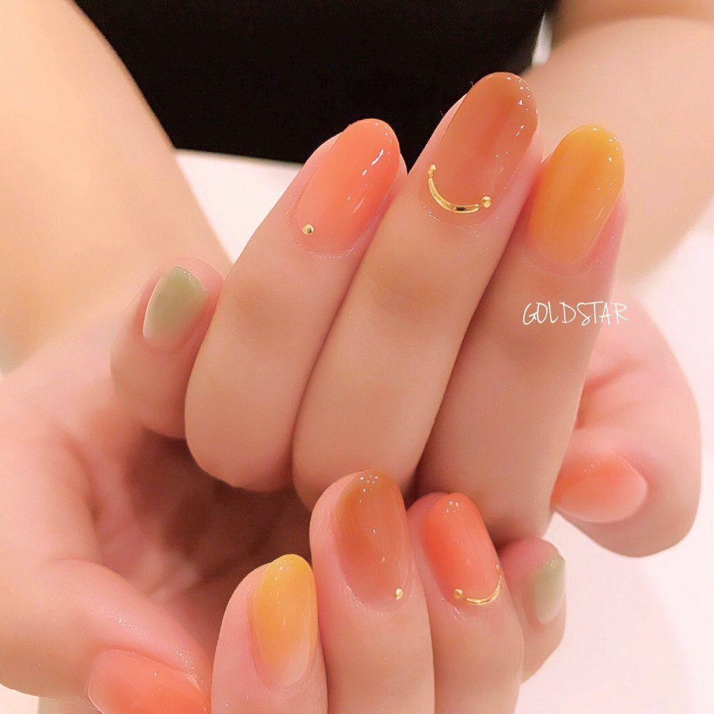 オールシーズン/パーティー/デート/ハンド/ショート - agloss nailのネイルデザイン[No.3618545]|ネイルブック #koreannailart
