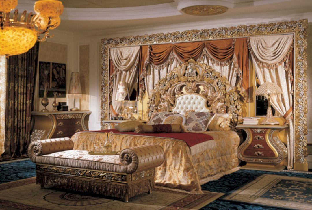 Gorgeous 25 Luxury King Bed Design For Luxurious Bedroom Ideas Luxury Bedroom Furniture Italian Bedroom Furniture Luxury Bedroom Sets