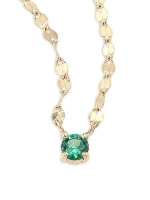 Lana jewelry lana girl green sapphire pendant necklace lana jewelry lana girl green sapphire pendant necklace lanajewelry aloadofball Image collections
