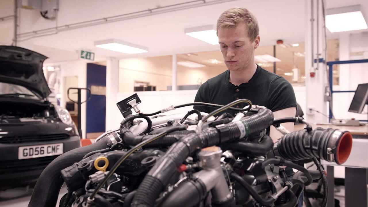 Mechanical And Automotive Engineering Ryan Day In 2019