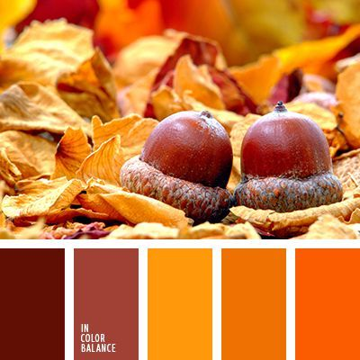 Color inspiration from In Color Balance | Color palettes and color schemes for adult coloring pages