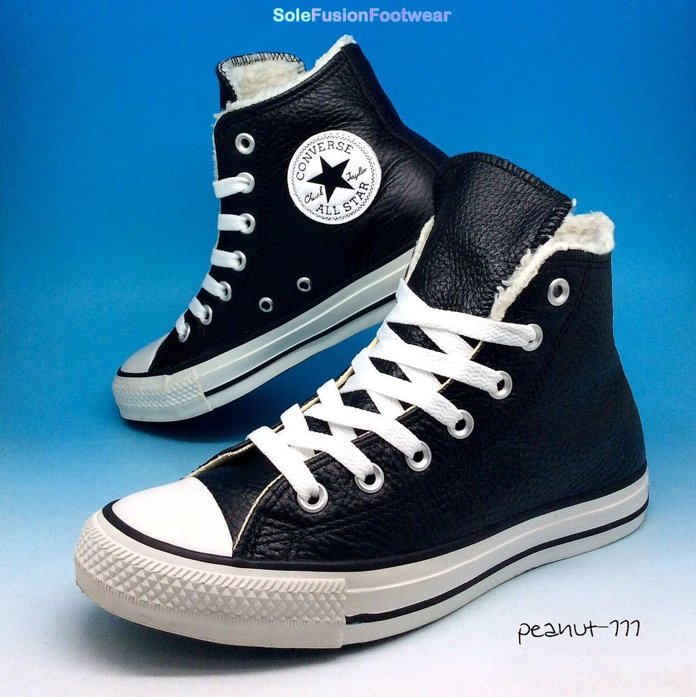 all black converse ebay