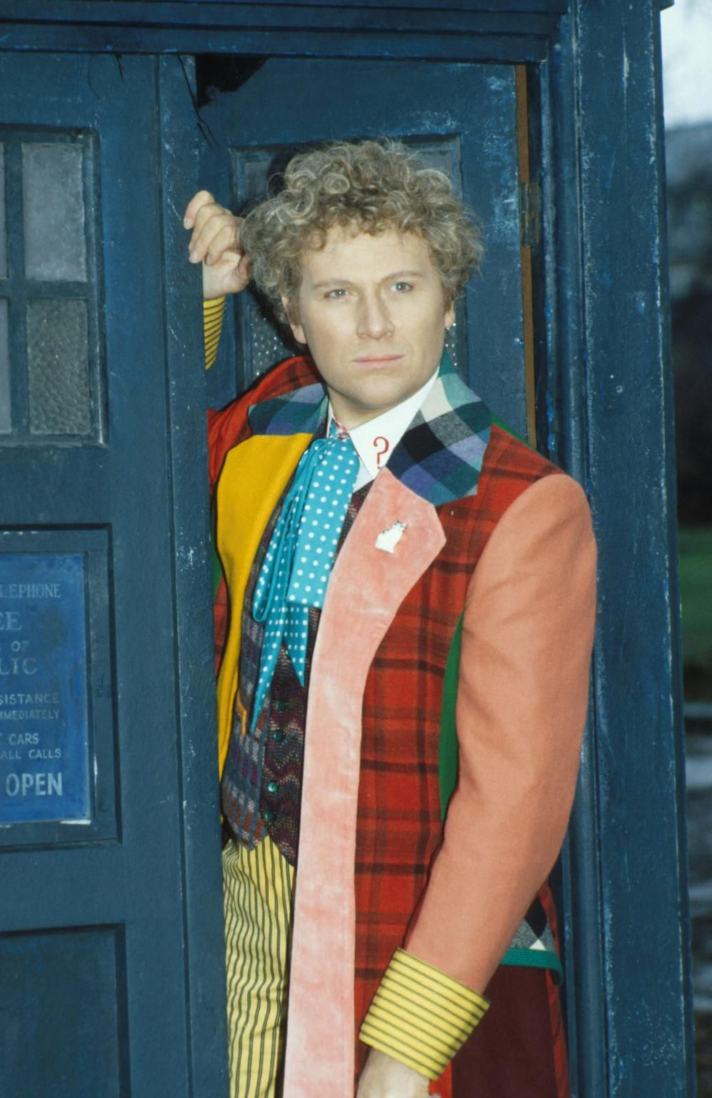 Forum on this topic: Staci Keanan, colin-baker-born-1943/