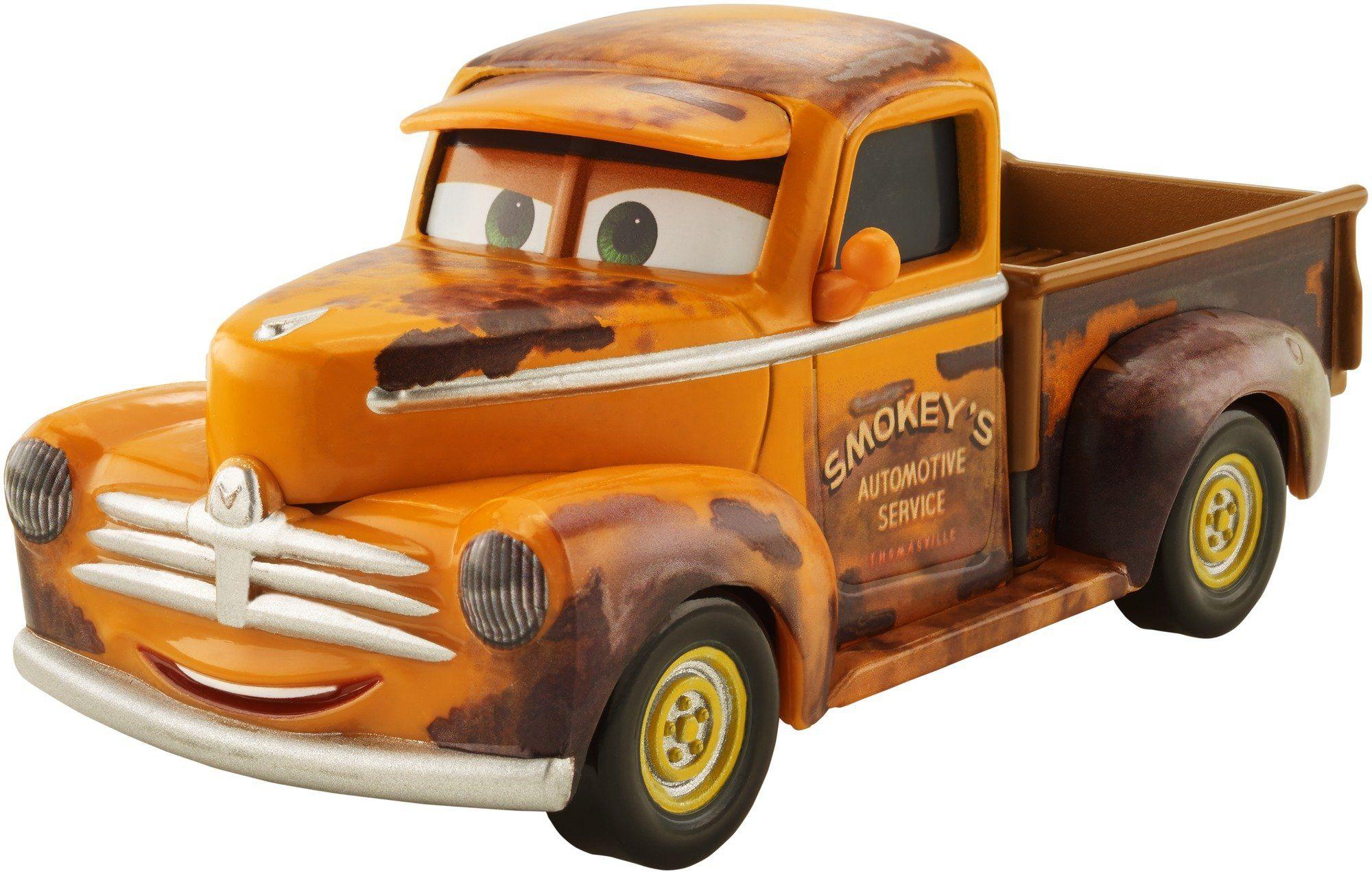 Disney Pixar Cars 3 Smokey DieCast Vehicle 155 Scale