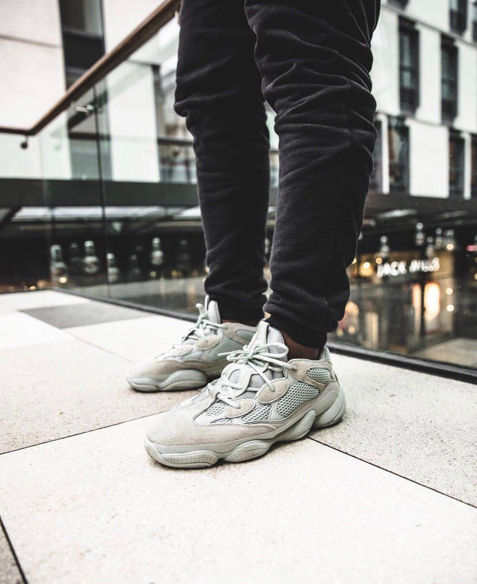 eb3750220 Mens size Adidas Yeezy Boost 500 Salt unauthorized shoes in 2019 ...