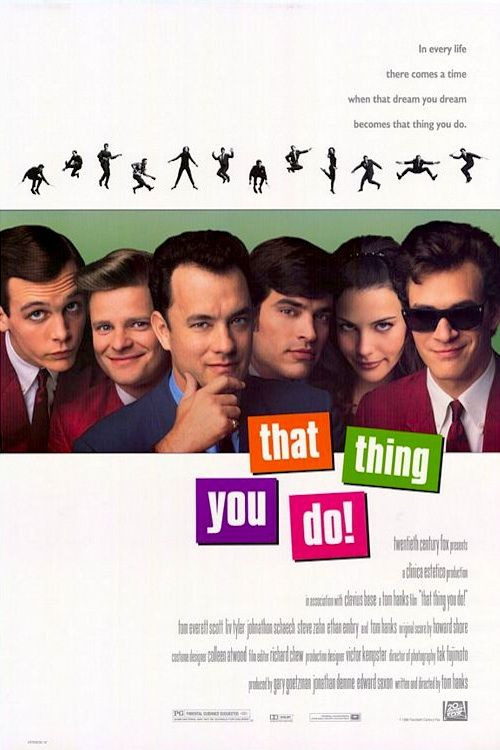 Hey Wasn T That Our Fan Lol Love This Movie And Tom Hanks For