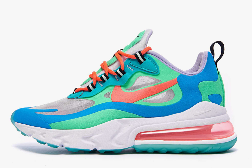 air max 270 react new colorways