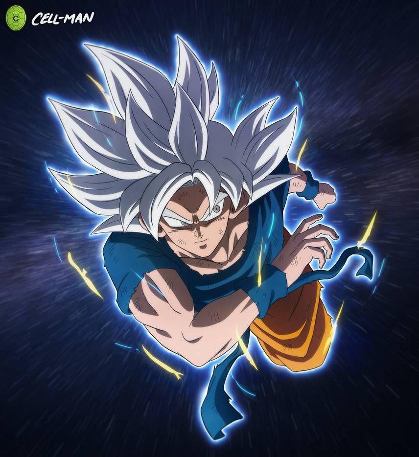 Goku Ultra Instinct Dragon Ball Super Anime Dragon Ball Super Dragon Ball Super Goku Dragon Ball Artwork