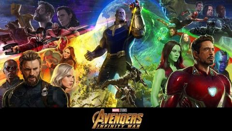 avengers: infinity war (2018) streaming movie, avengers: infinity