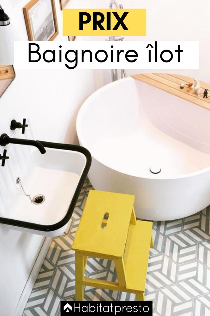 Tout Pour La Salle De Bain baignoire îlot : classique ou moderne, elle a tout pour