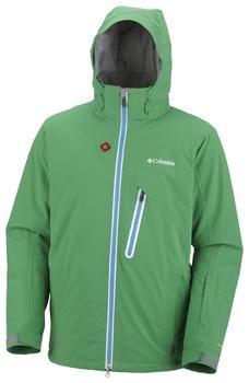 Columbia Sportswear recalls heated jackets