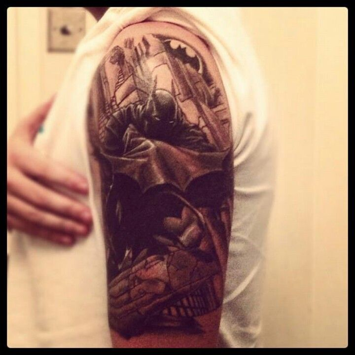 Dark Knight Tattoo Knight Tattoo Tattoos Cool Tattoos