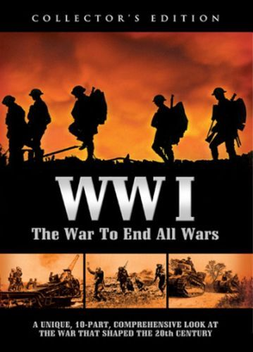 WWI: The War to End All Wars [3 Discs] [Tin Case] [DVD