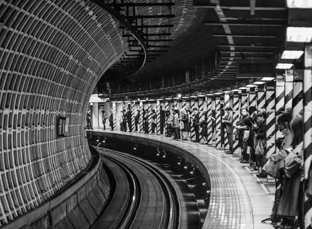 Tokyo Metro Photo by Carlos Santos -- National Geographic Your Shot