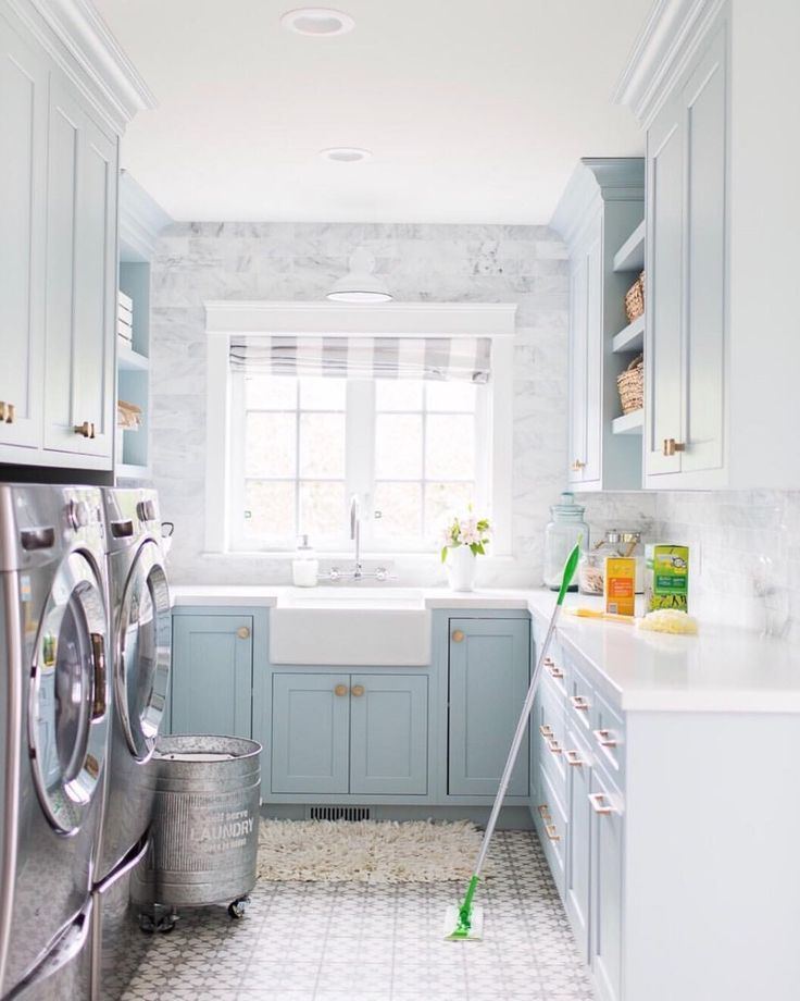 Hartland Kitchen And Laundry Room Remodel: Laundry Room Ideas In 2019