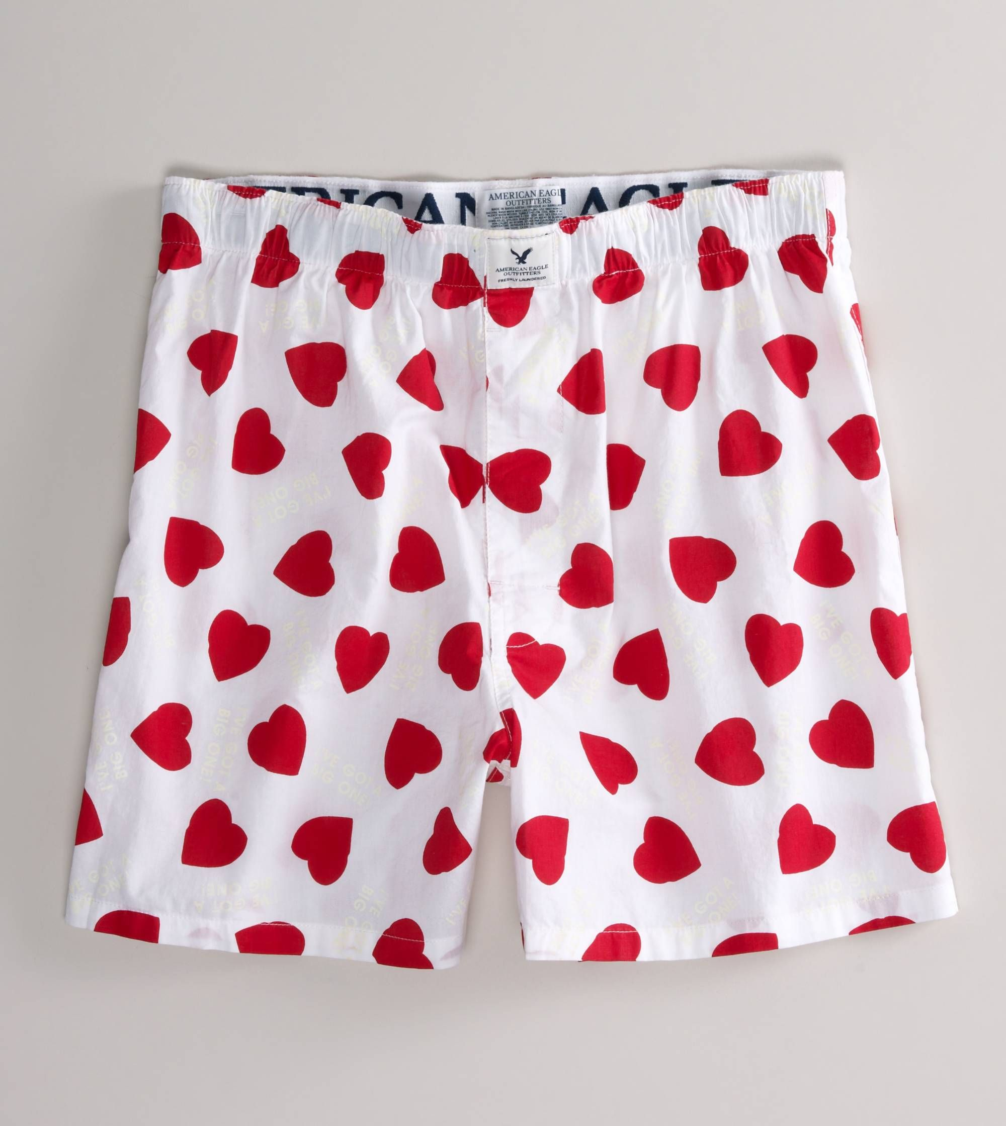 Heart Boxers For The Guy You Love