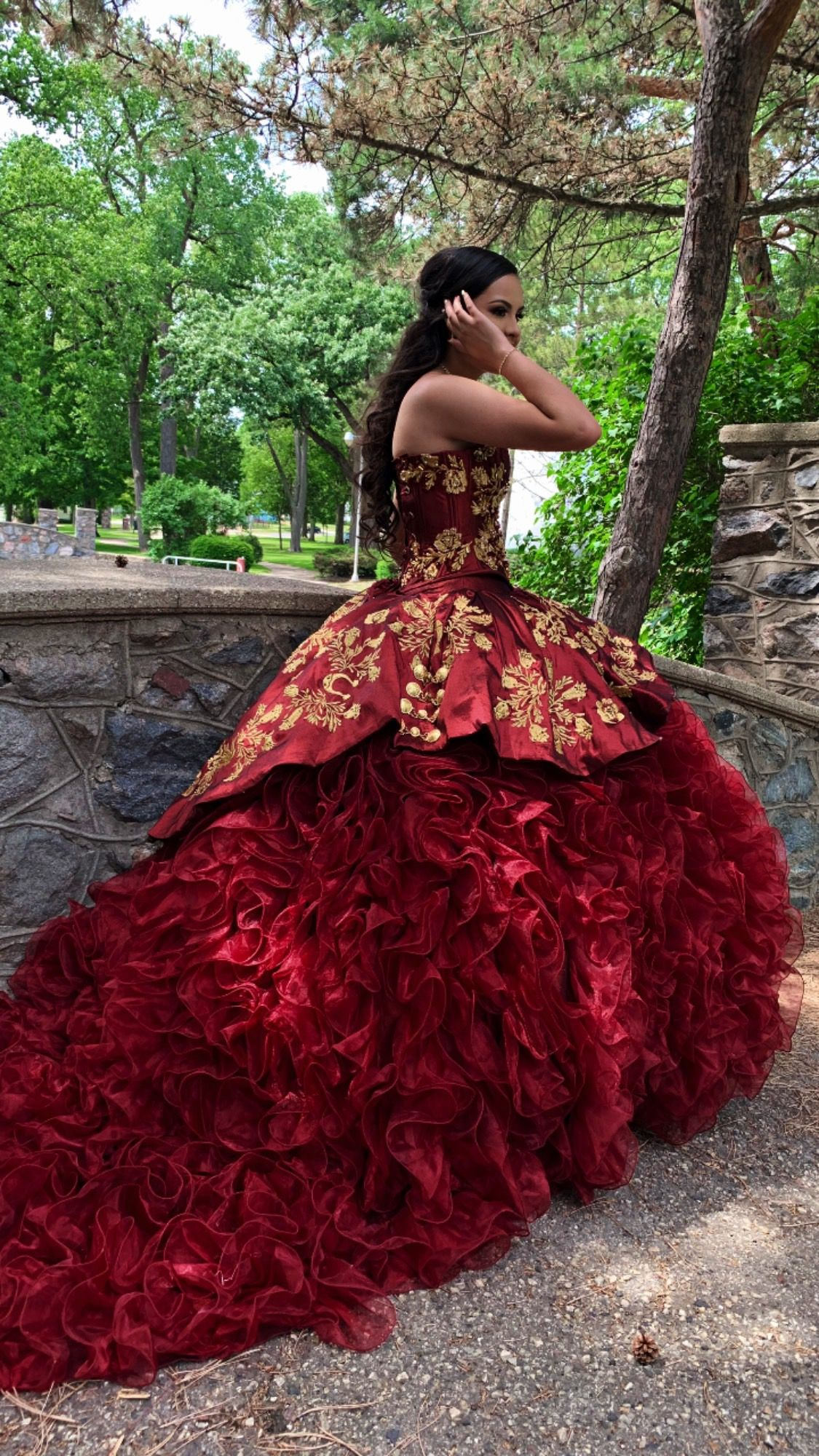 My Dress Mexican Quinceanera Dresses Charro Quinceanera Dresses Quince Dresses [ 2000 x 1125 Pixel ]