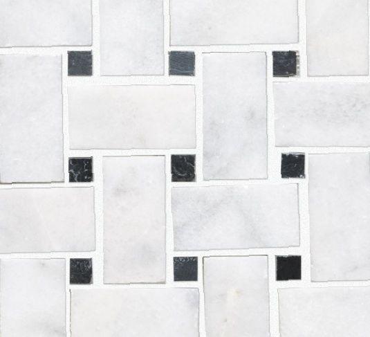 New Calacatta Polished Mosaic Www Mandarinstone Com Mosaic