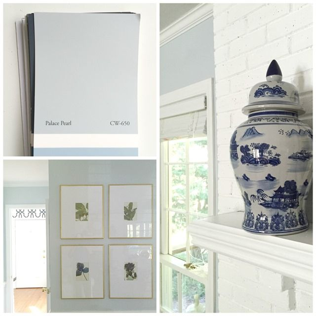 Painting our living room light blue paint colors - Benjamin moore regal select exterior ...