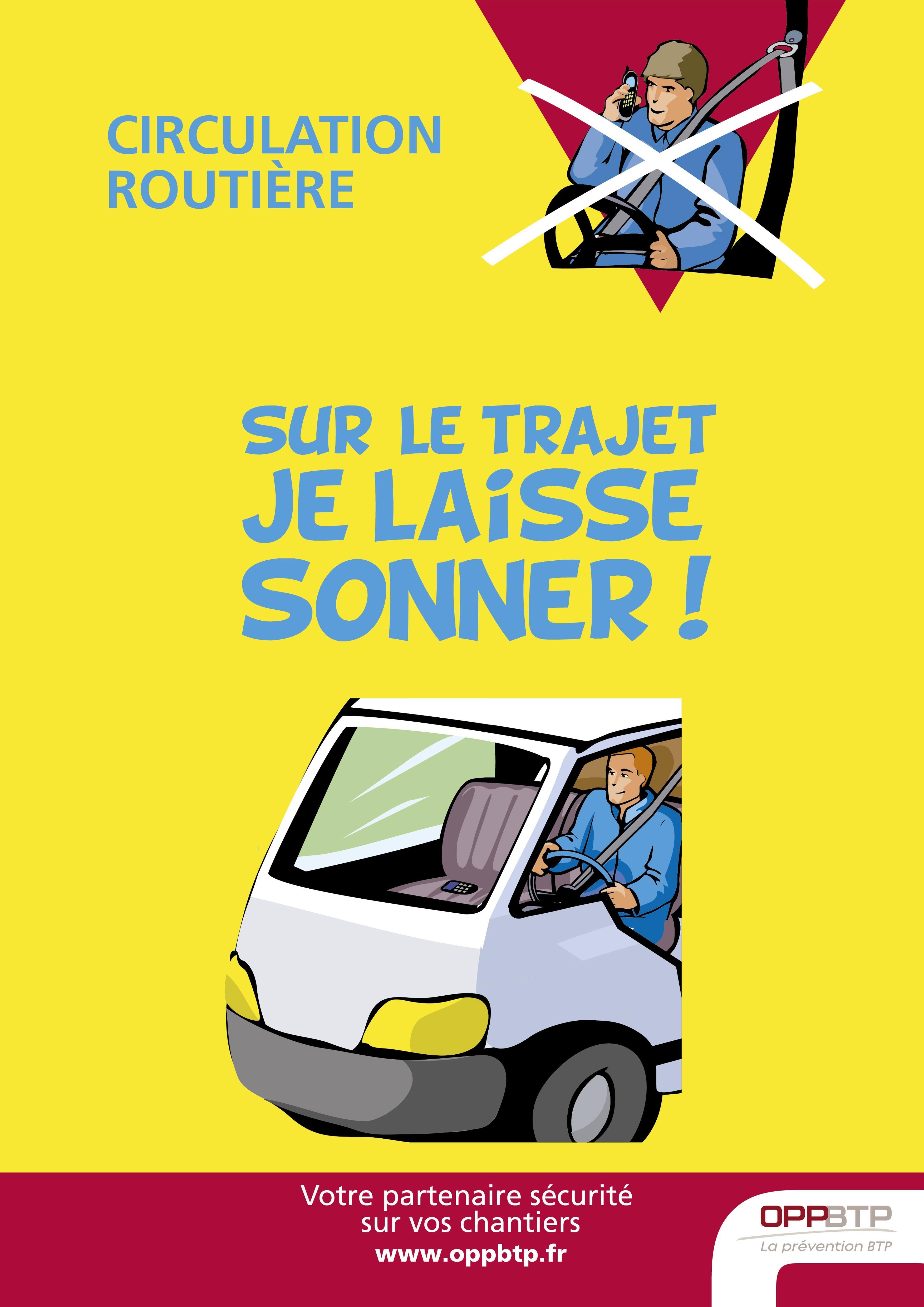 Circulation routiere Santé et sécurité, Santé et