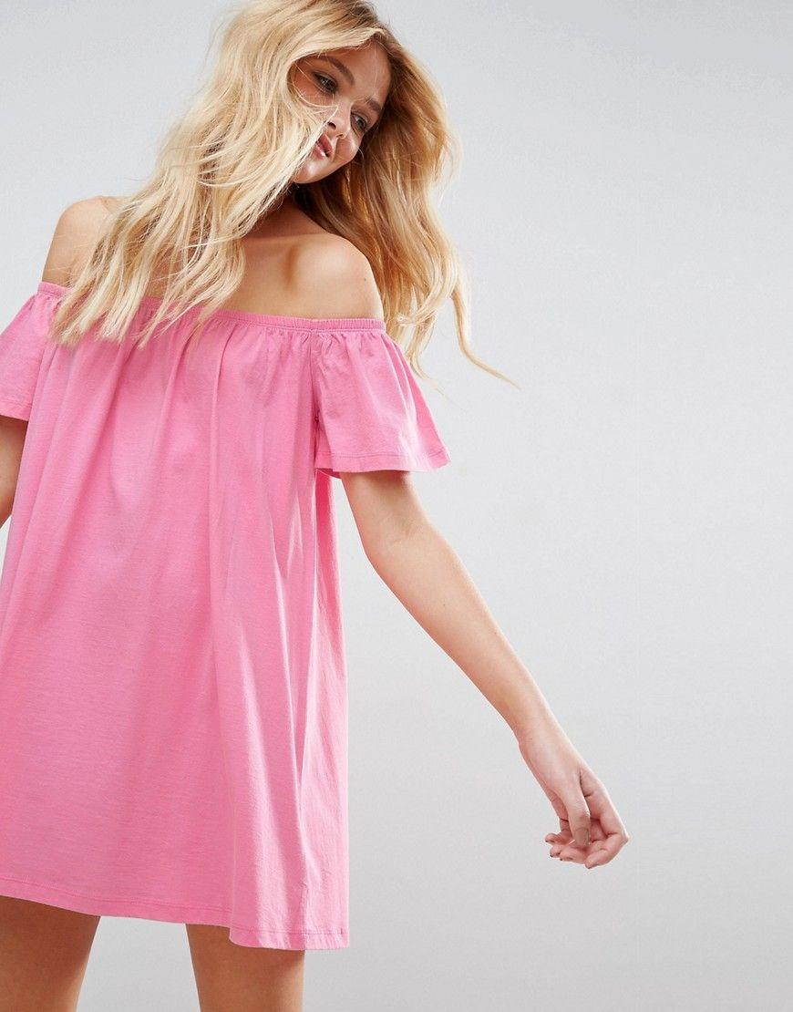 Asos Off Shoulder Mini Dress | Products