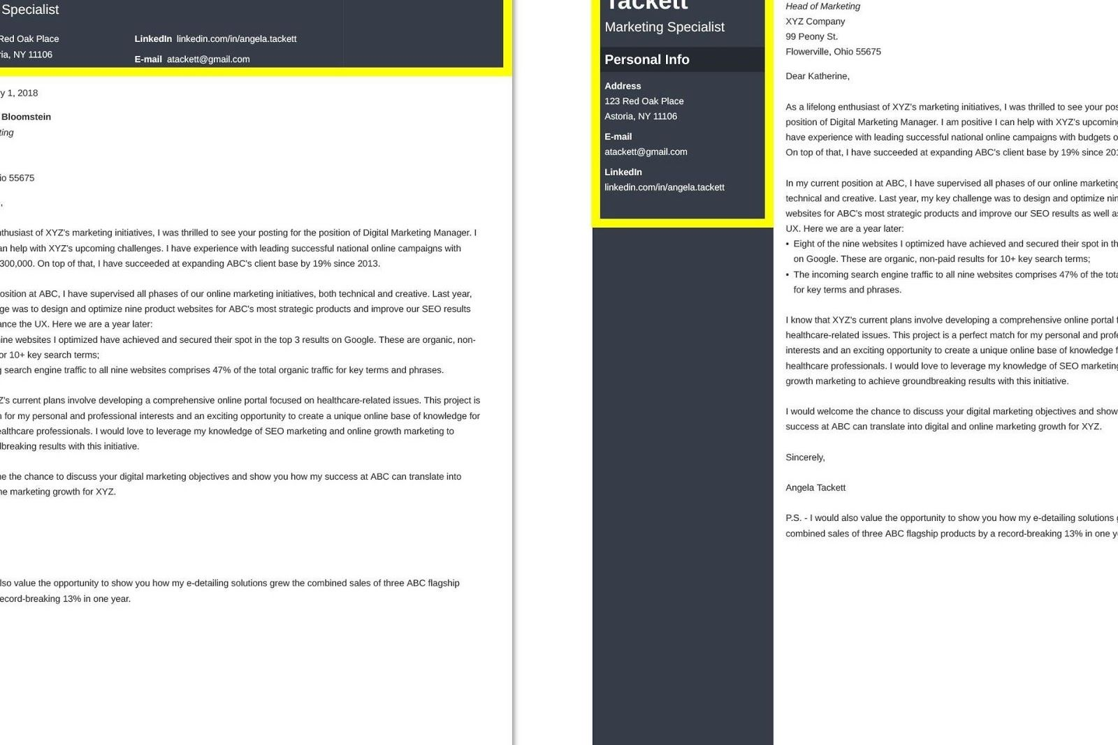 Retail Manager Cover Letter Examples Retail Manager Cover ...