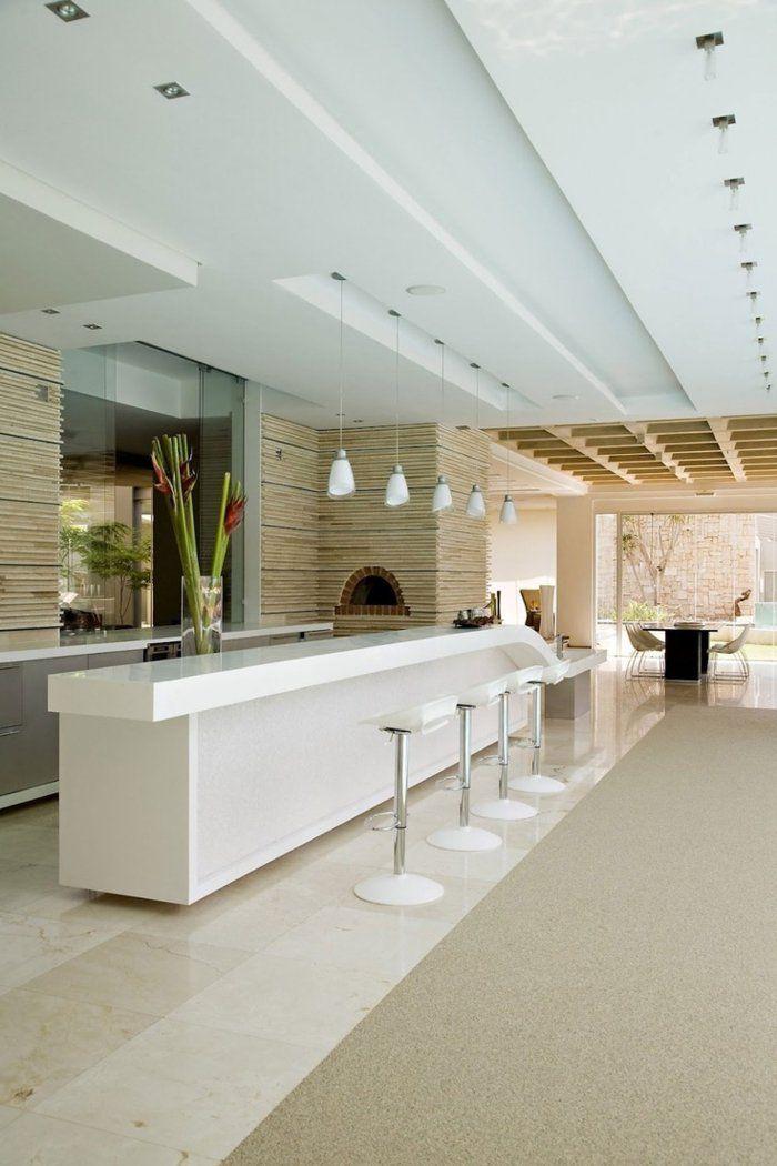 Vous cherchez des id es pour comment faire un faux plafond cuisine comment et bar Faux plafond cuisine