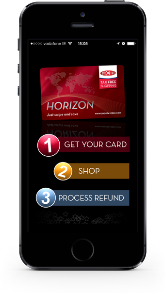 Visit Ireland And Use The Fexco Horizon Card For Tax Free Shopping On Irish Gifts Tax Free Shopping Tax Refund Tax Free