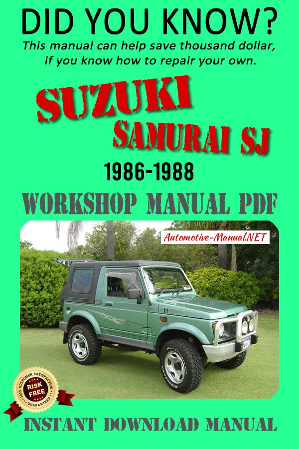 Bestseller  Suzuki Liana Workshop Manual Free Download