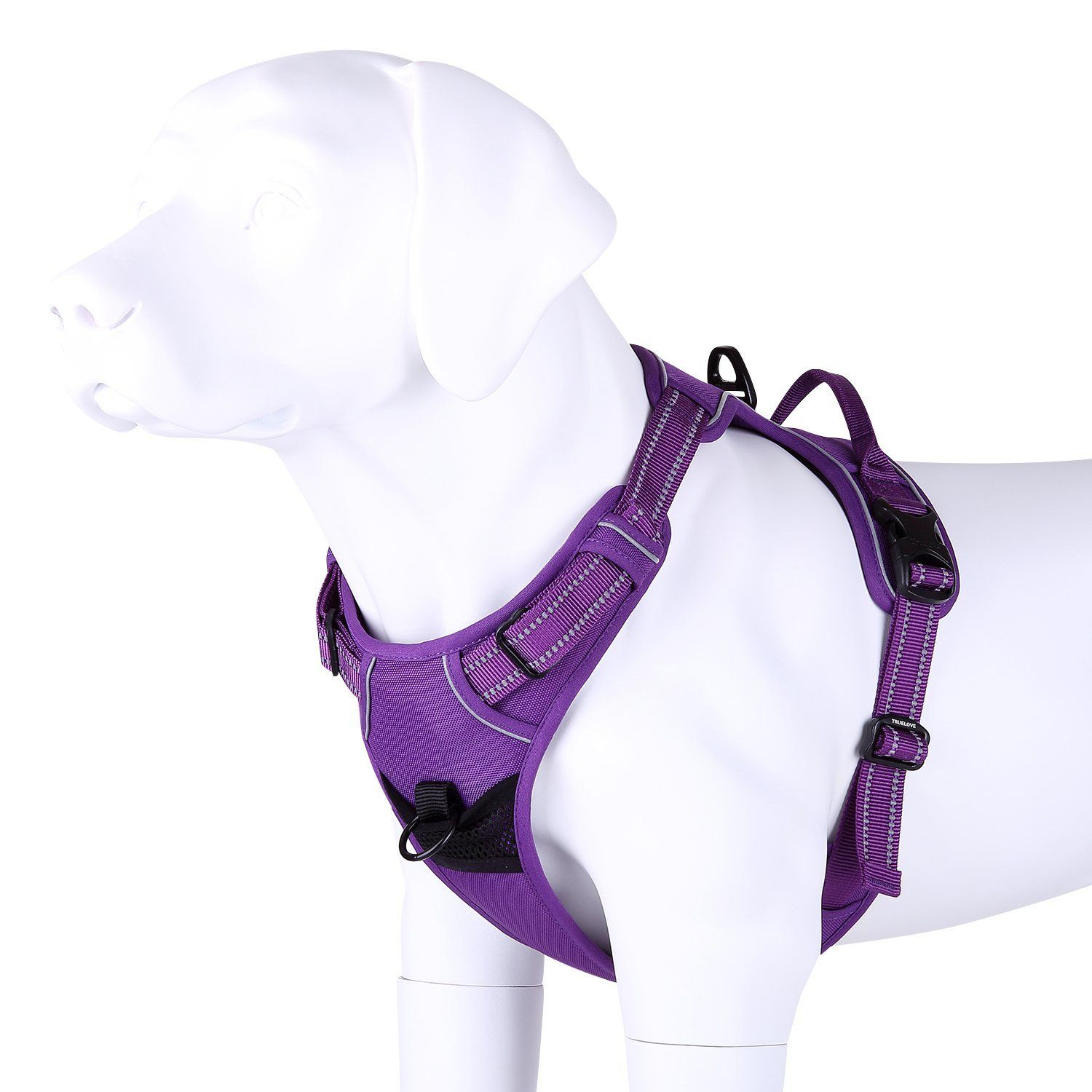 Mokcci Front Range Dog Harness No Pull Pet Harness 3m Reflective