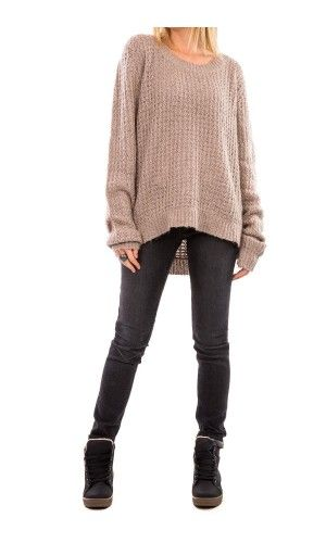 Women's Clothing | Women's Fashion | hiddenfashion.com Soft Touch Stocking Stitch Knitted Jumper - NEW IN - Womens