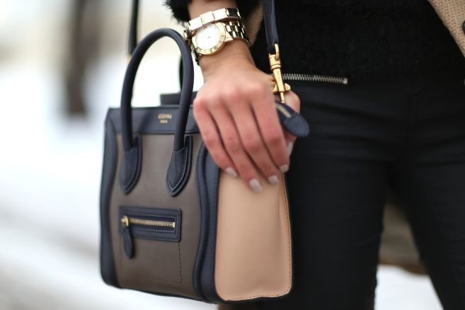 Céline handbag. Perfect size and shape.