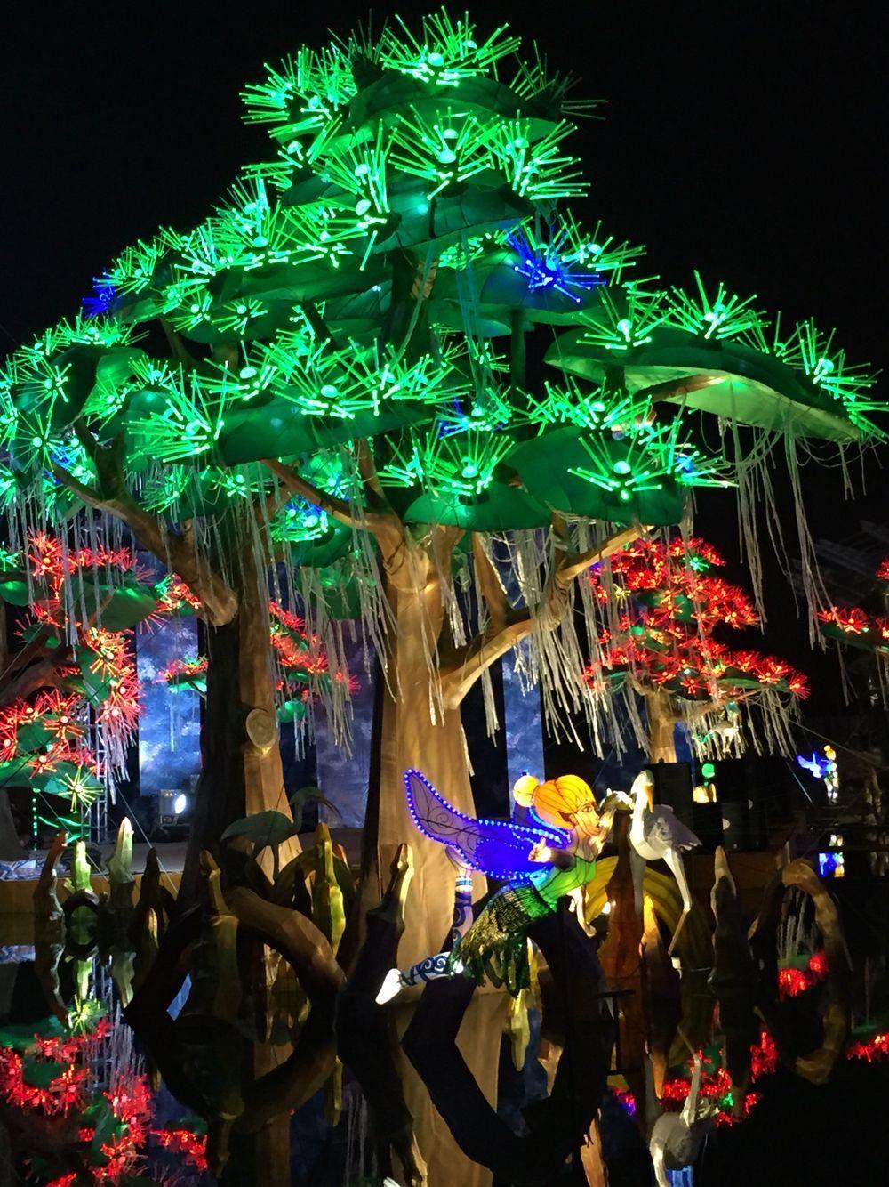 Dubai garden glow dubai dubaigarden Dubai garden